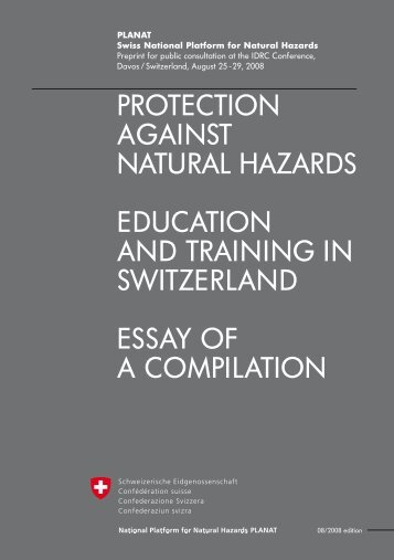Protection AgAinst nAturAl HAzArds educAtion And ... - nirapad