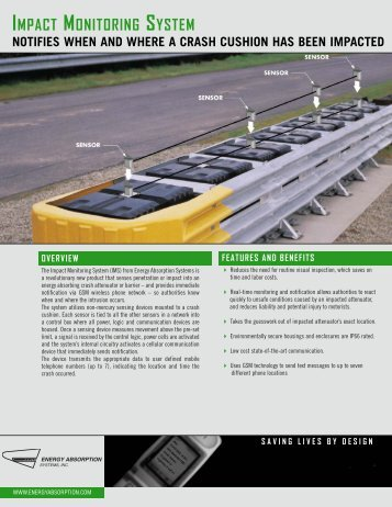 IMPACT MONITORING SYSTEM - Energy Absorption Systems