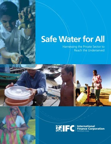 Safe Water for All - Center for International Studies