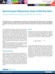 Spectroscopic Ellipsometry SE-12 - Intercovamex