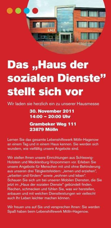 LHW_Flyer_Hausmesse_071111.indd - Lebenshilfewerk Mölln ...