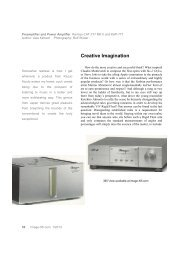 Reimyo CAT-777 MK II and KAP-777 [pdf] - Harmonix by Combak