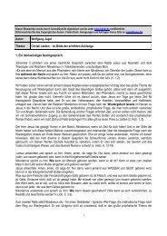 Autor: Wolfgang Jugel Thema: Christi Leiden – im Bilde ... - Kahal.De