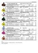 HVIT/blå seler;røde sømmer;blå/rød. Stall NOR og Lagulise Racing - Page 2