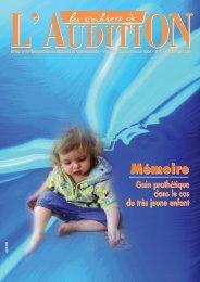 Télécharger le PDF complet N°1 Année 2005 - Collège National d ...