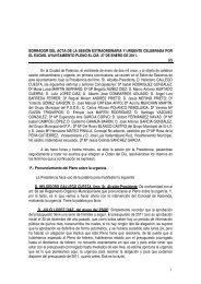 Pleno de 27 de Enero de 2011 - Ayuntamiento de Palencia