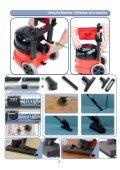 NBV-220 Battery Powered Vacuum Owners Manual - Parish ... - Page 3