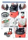NBV-220 Battery Powered Vacuum Owners Manual - Parish ... - Page 6