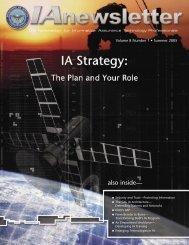 Vol 8 No 1.indd - IAC - Defense Technical Information Center