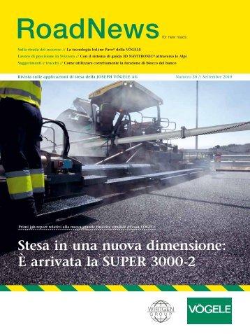 Stesa in una nuova dimensione: È arrivata la SUPER 3000-2