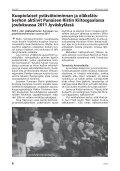 SPR Kuopion osaston jäsenlehti 1/2012 - RedNet - Page 6