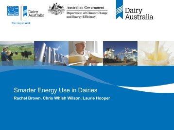 Rachel Brown and Laurie Hooper - DairyTas