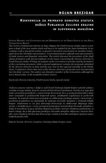 celotno besedilo članka (pdf.) - Arnes