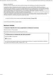 Revisione Riviste - Revisione riviste ANVUR
