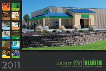 About YoU - Ewing Irrigation