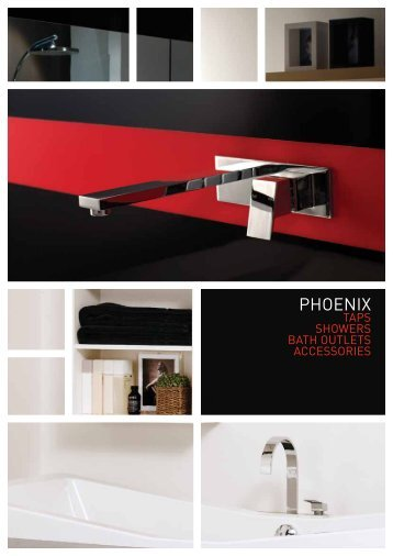 Phoenix Tapware and Accessories | Reece Bathrooms