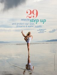 And Protect Our Seas, Streams & Water Supply - Anna Dubrovsky ...