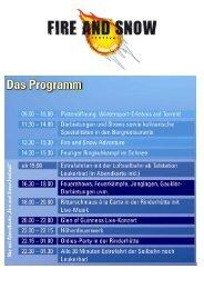 Programm Details