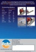 Easy Screed 200.indd - Belle Group - Page 2