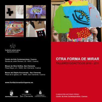 OTRA FORMA DE MIRAR