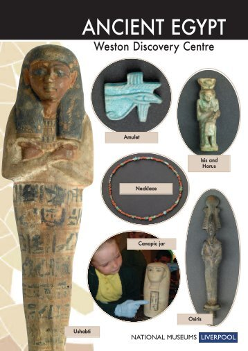 Ancient Egypt trail [227kb .pdf] - National Museums Liverpool