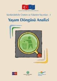 Yaşam Döngüsü Analizi - REC Türkiye