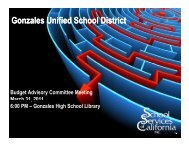 2011-12 Budget Advisory Committee Presentation 3-31-11