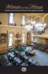 Getting More Women Elected in New Brunswick - YWCA Canada