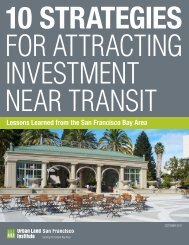 10 Strategies for Attracting Investment Near Transit - Reconnecting ...