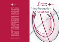 Solutions Print Production