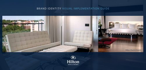 BRAND IDENTITY VISUAL ImpLEmENTATIoN GUIDE - Tag