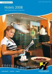Pacchetti hotel wellness - Leukerbad Tourismus