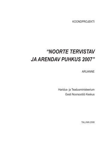 finantsaruanne - Tartu Ülikool