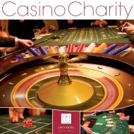Casino Charity - Leonardo Hotels