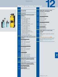 Catalog IC 10 · 2012 Chapter 12 - Siemens