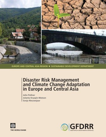 Disaster Risk Management and Climate Change ... - GFDRR