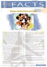 Fakty 64 - Ochrana mladých ľudí na pracovisku