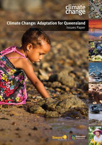 Climate Change: Adaptation for Queensland Issues Paper