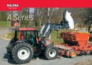 A Series brochure - Guy Machinery