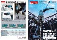 pdf leaflet / 1004kb - Makita