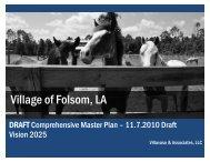 Village of Folsom Draft