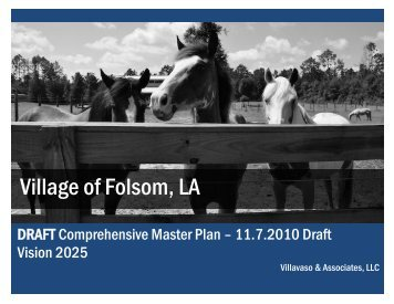 Village of Folsom Draft