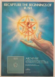album advertisements - Cygnus-X1.Net