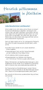 11. Weilheimer - Stadtmarketing Weilheim e. V. - Seite 2