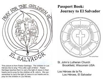 Journey to ES Passport - Partners with El Salvador