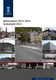 Økonomiplan 2013 - 2016 vedtatt (pdf) - Drammen kommune