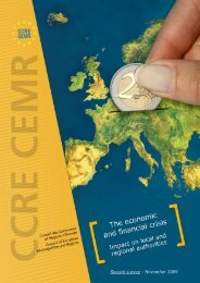 COVER - Council of European Municipalities and Regions