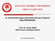 Adobe Acrobat   acilis.pdf - Orman Fakültesi - Süleyman Demirel ...