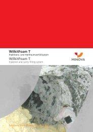 WilkitFoam T WilkitFoam T - Minova CarboTech GmbH