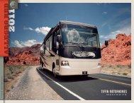 Allegro RED Brochure - Tiffin Motorhomes